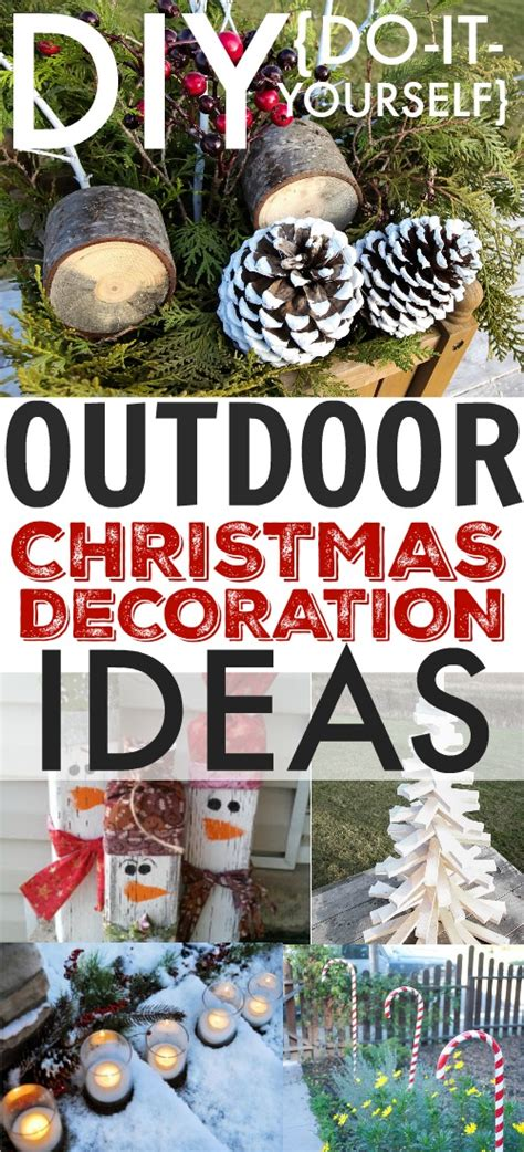 Diy Outdoor Decorations by Diy Outdoor Decoration Ideas The Creek Line House