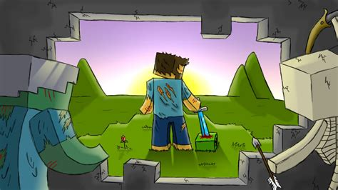 acadamy how to draw micraft things and random thing minecraft rising by rydelio on deviantart