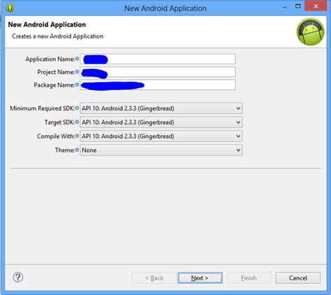 android api level android minimum api level 14 required