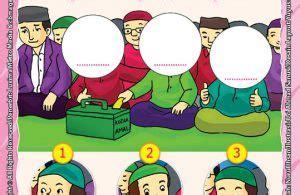 Buku Paud Dan Tk Seri Aku Senang Zikrul Hakim Bestari lembar aktivitas paud tk melengkapi gambar yang hilang dengan angka ebook anak