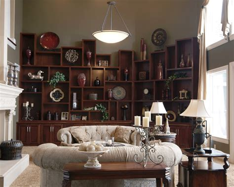built in wall units for living rooms built in wall unit traditional living room kansas