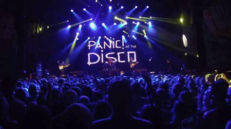 Vegas Lights Panic At The Disco by Panic At The Disco Performing Vegas Lights 2016 Hangout
