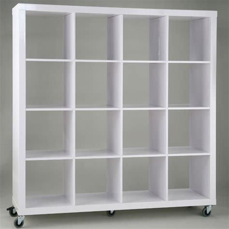 cubby shelves white in free standing shelves