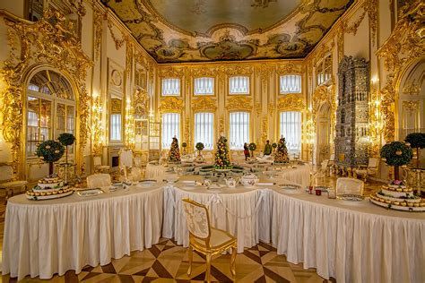 Room Catherine Palace St Petersburg by Photo Dining Room Of Catherine Palace St Petersburg