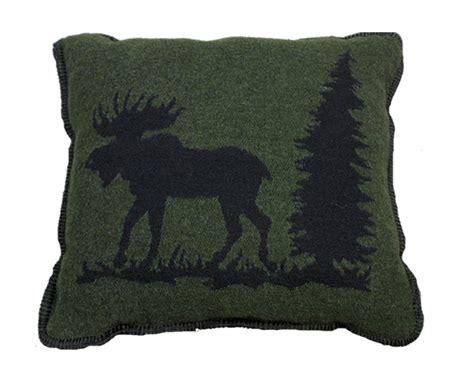 Moose Throw Pillows moose silhouette decorative throw pillows