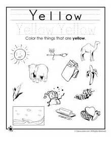 Pages learning colors worksheets for preschoolers learning colors