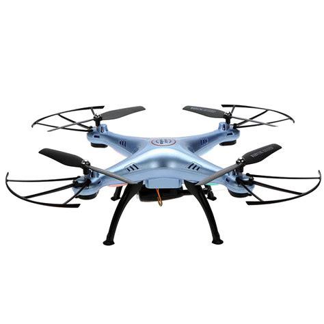 Drone Quadcopter Syma X5hw syma x5hw wifi fpv drone rc quadcopter sales blue