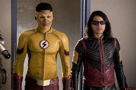 The Flash Season 03 the flash season 3 review in progress