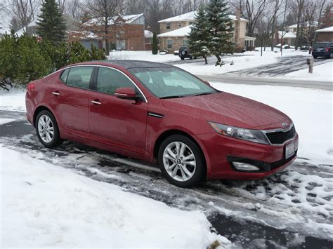 Kia Optima 2011 Reviews Review 2011 Kia Optima Ex The About Cars