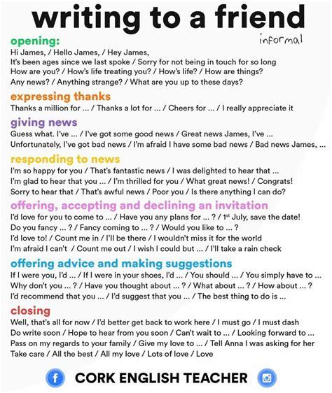 Essay Form 4 Informal Letter by Best 25 Informal Letter Writing Ideas On Letter Writing Formal Letter