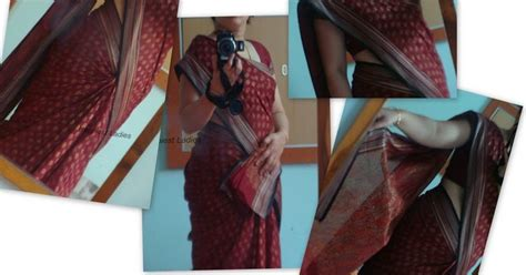 how to drape a saree neatly how to wear a saree happiest ladies