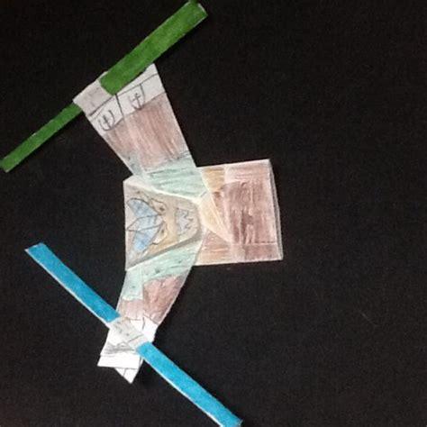 Origami Lightsaber - pong krell origami yoda