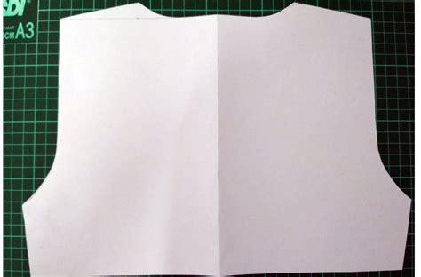 Busa Hati 5mm cara membuat pola seiya pegasus armor costume kaff
