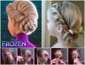 frozen hairstyle the whoot