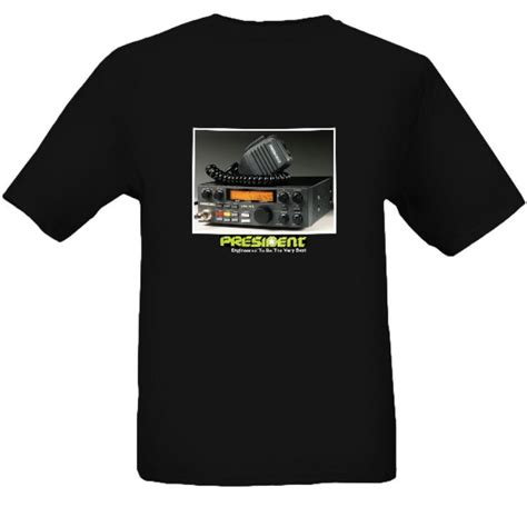 Tshirt Cb president lincoln cb radio t shirt