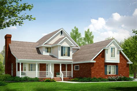 top country house plans