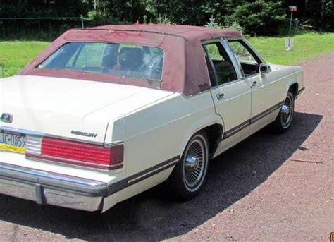 how to sell used cars 1989 mercury grand marquis electronic valve timing purchase new 1989 mercury grand marquis ls 83 852 mi in weatherly pennsylvania united states