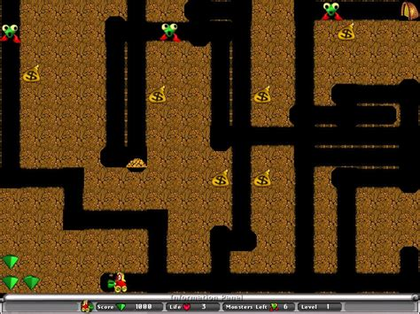 play double digger buy full double digger review demo   trial screenshots