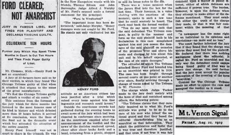 Henry Ford Essay by Henry Ford Essays