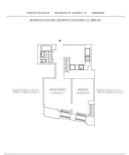 20 exchange place floor plans 20 exchange place floor plans 20 exchange place