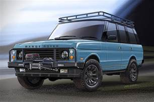custom range rover classic by ecd hiconsumption