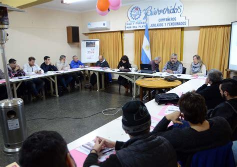 estructura sindical argentina se realiz 211 el 1 176 taller de formaci 211 n sindical de 2016