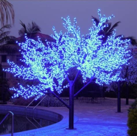 Outdoor Led Tree Lights China Yaye Sell Ce Rohs Waterproof Ip65 Led Cherry Tree Led Cherry Tree Light China Led
