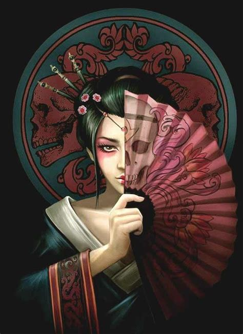 tattoo 3d geisha 50 amazing geisha tattoos designs and ideas for men and women