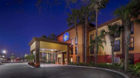 closest best western wingate by wyndham convention ctr closest universal