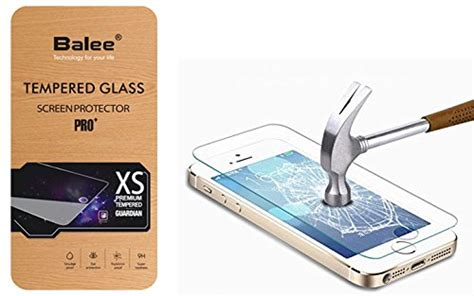 Shockproof Army Series Pc Free Tempered Glass Iphone 6 Plus 6 balee iphone 5s screen protector ultra thin anti scratch