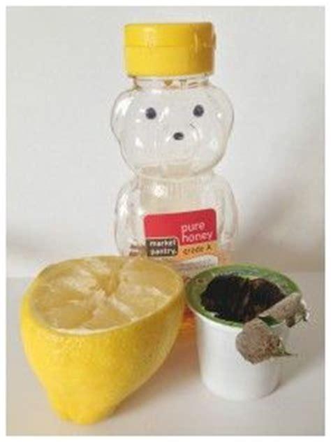 Mask Organik Lemon organic on crows and