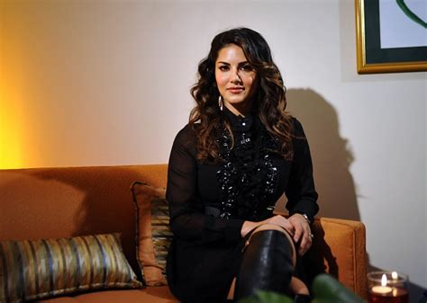 casting couch sunny sunny leone talks about if she has experienced casting