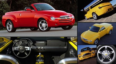 chevrolet ssr  pictures information specs