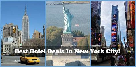 hotel deals new york city