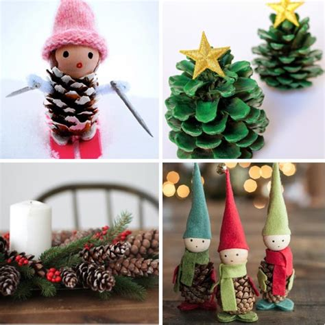 23 cute patterns for pinecone garland inhabit zone