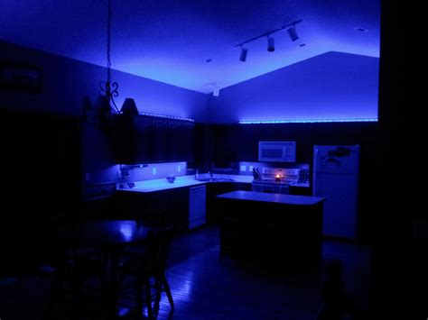 Hitlights Customer Projects Rick S Ambient Led House How To Set Up Led Light Strips