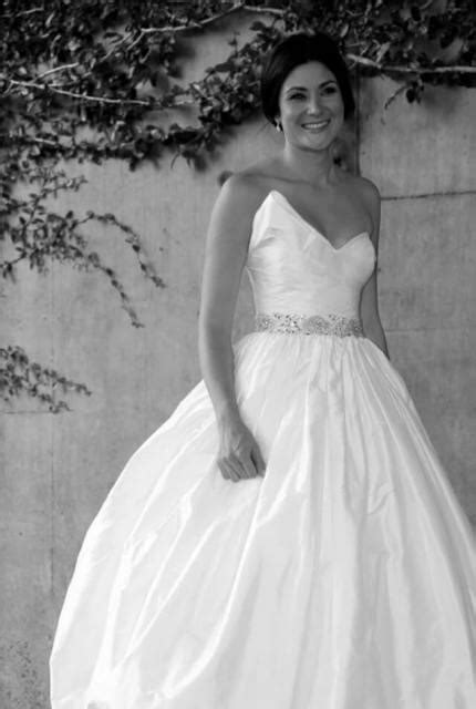 SilkDuponi dress - Size 8 Ball Gown dress | Second hand wedding dresses Everton Park | Preloved