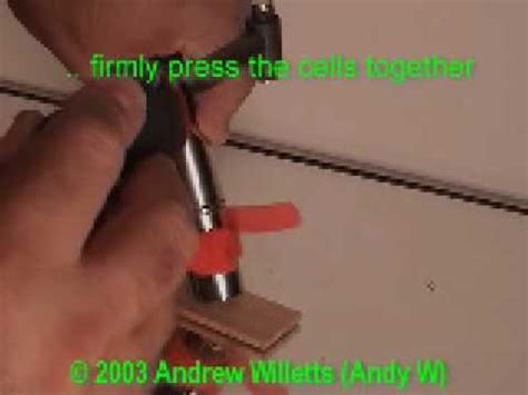how to make a l cordless how to make a battery pack for rc models youtube