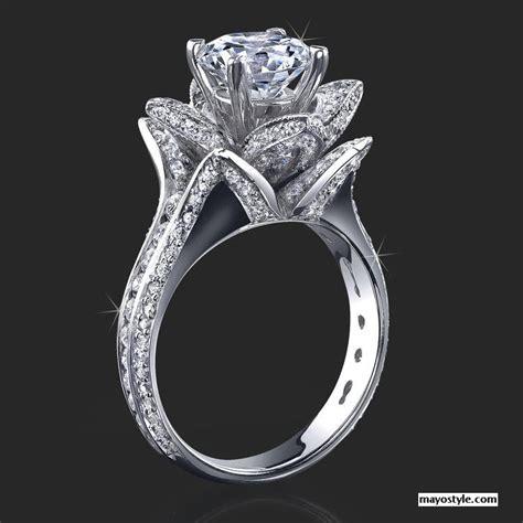 unique wedding rings mayo style