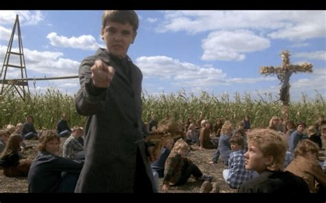 Strange Clocks now they re apparently filming a children of the corn