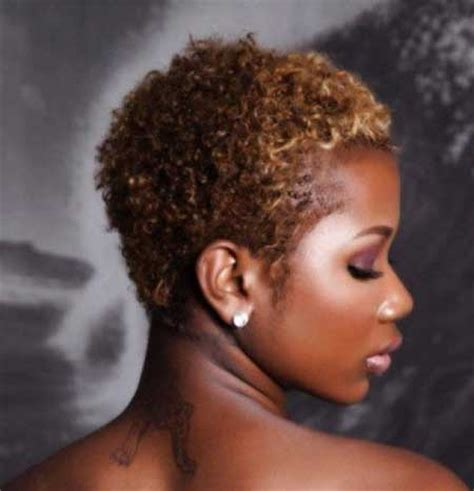 pics  short hairstyles  black women short