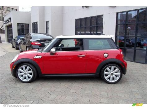 2005 2008 Mini Cooper Hardtop Convertible And S Chili 2008 Mini Cooper S Hardtop Exterior Photo