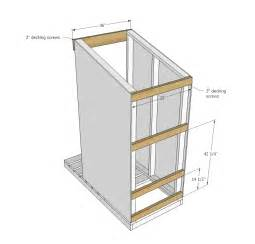 outhouse floor plans ana white simple outhouse diy projects