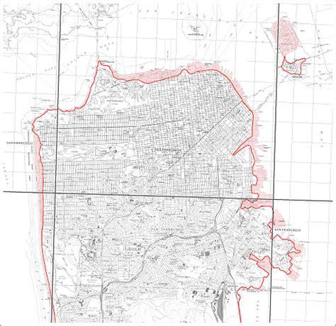san francisco tsunami map socketsite san francisco s tsunami inundation map