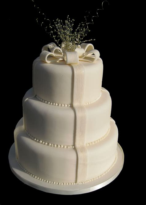 3 Wedding Cakes by 3 Tier Simple Wedding Cakes Cake Decotions