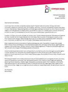 6 microsoft word business letter template