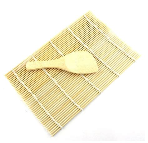 Rice Mats by New 2015 Sushi Rolling Maker Bamboo Material Roller Diy