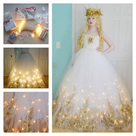 light up dress diy pretty light up maxi dress