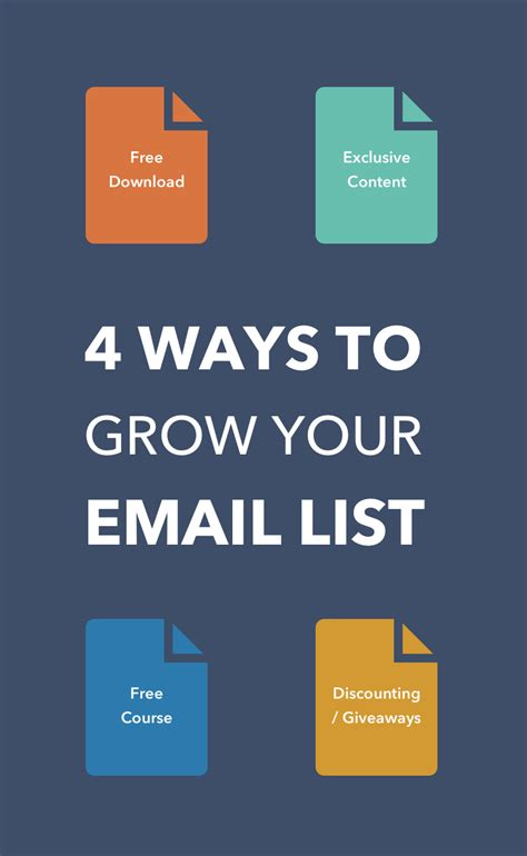 Best Way To Find Peoples Address 4 Ways To Grow Your Email List