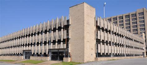 Crosstown Garage by Tennessee Mid Century Modern Buildings